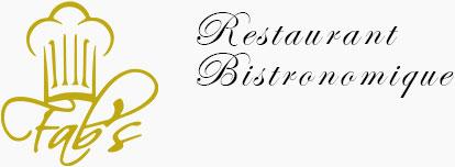Fab's Restaurant - Restaurant bistronomique
